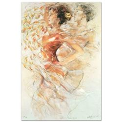 """""""Summer Romance"""" Limited Edition Serigraph by Gary Benfield, Numbered and Hand Signed with Certifica"""