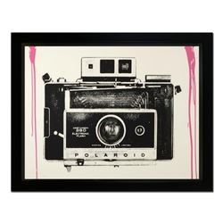"""Mr. Brainwash, """"It's Your Birthday (Pink)"""" Framed Limited Edition Silk Screen. Hand Signed and Numbe"""