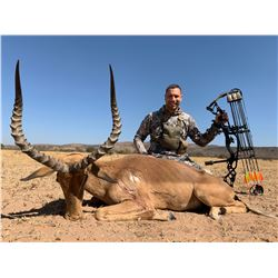7 - DAY HUNT IN LIMPOPO, SOUTH AFRICA FOR TWO HUNTERS IBAMBA SAFARIS