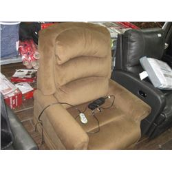 TRANQUIL EASE HEAT MASSAGE POWER CHAIR