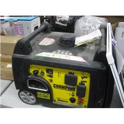 CHAMPION 3100 WATTS GENERATOR