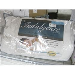 INDULGENCE SIDE SLEEPER PILLOW STANDARD