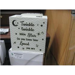TWINKLE LED BOX W/ BOX