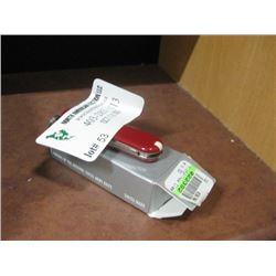 VICTORINOX CLASSIC POCKET KNIFE W/ BOX