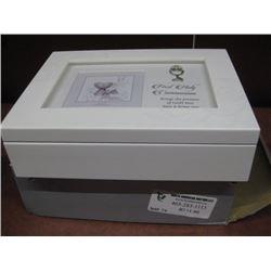 FIRST HOLY COMMUNION TRINKET BOX W/ BOX