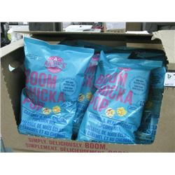 ANGIE'S BOOM CHICKA POP CASE OF POPCORN EXP: SEPT 28 2020