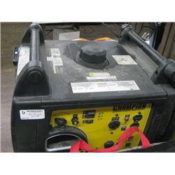 CHAMPION 3100 WATT INVERTER GENERATOR