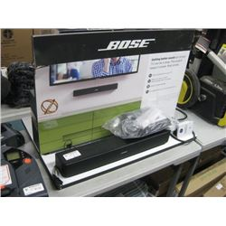 BOSE SOUND SYSTEM WITH DISPLAY