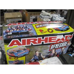 AIRHEAD RENEGADE 3 BLOW UP TUBE