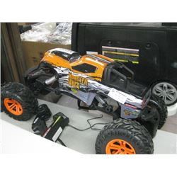 MONSTER TRUCK 4X4 OFF ROAD WITH REMOTE CONTROL CARS