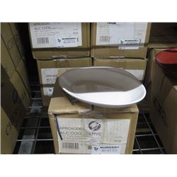 APRCAOD61 CASE OF 12PC CHURCHILL OVAL DISH 6.5 INCH