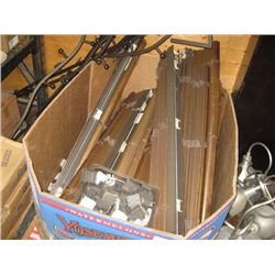 PALLET OF ASSORTED WINDOW BLINDS