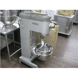 100%WORKING HOBART D340 30 QUART MIXER WITH BOWL AND 3 ATTACHMENTS 3PH