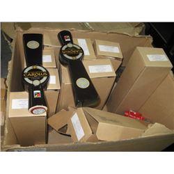 CASE OF LONG HANDLE BEER TAPS