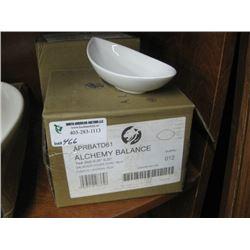 APRBATD61 12PC ALCHEMY BALANCE 6.25 INCH TEAR DISH