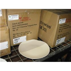 24PC FOH 8.5 INCH PLATEWISE ORANIC PLATE