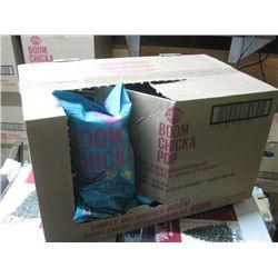 ANGIES BOOM CHICKA POP CARMEL & CHEDDAR POPCORN MIX 8 X 170G SEPT 2020