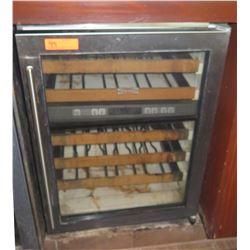"""Sub-Zero Undercounter Chilled Wine Cabinet 24"""" x 36"""" x 30""""H"""