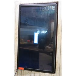 """Wall Mount ELO 44"""" Electronic Touch-Screen Board (unit only, does not include wall-mount and hardwar"""