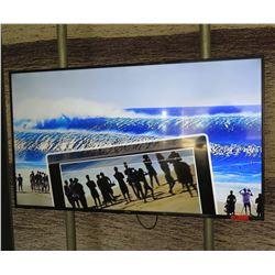 """Samsung 41.5"""" Wall-Mount Flat Screen TV"""