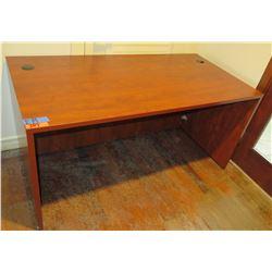 "Wooden Desk 60""x30""x29""H"