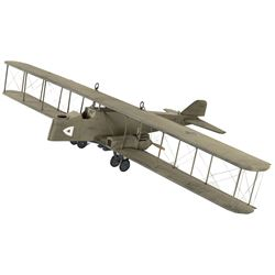 'Gotha G.V Bomber' filming miniature from The Big Parade.