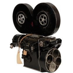 Important motion picture camera and projector collection from the Bell & Howell Engineering Dept.