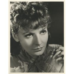 Greta Garbo album of (60) personal oversize photos by Clarence Sinclair Bull from Anna Karenina.