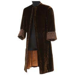 Errol Flynn 'Peter Blood' period coat from Captain Blood.