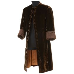 Errol Flynn 'Peter Blood' period coat from Captain Blood.