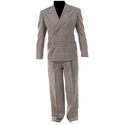 Humphrey Bogart 'Turkey Morgan' suit from Kid Galahad.