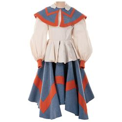 'Munchkin' dress from The Wizard of Oz.