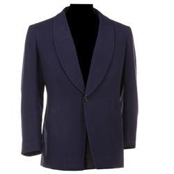 Clark Gable 'Rhett Butler' period navy blue dress coat from Gone With the Wind.