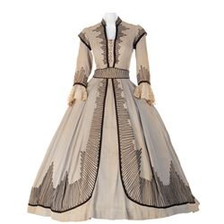 Vivien Leigh 'Scarlett O'Hara' Traveling Dress from Gone with the Wind.