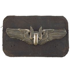 Clark Gable personal United States Air Force pilot wings pin.