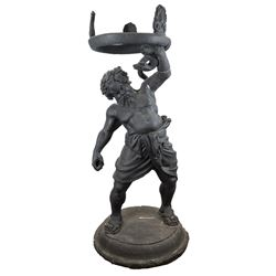 Greco-Roman 'Bacchus' statue prop from Citizen Kane.