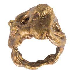 Lana Turner 'Samarra' ring from The Prodigal.
