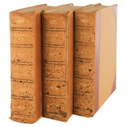 The Frank Sinatra Show television variety show (3) book bound volumes of annotated scripts.