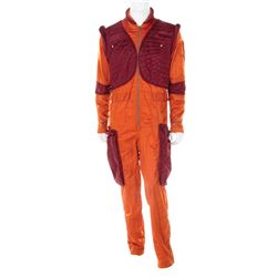 Don Gordon 'Dr. Dave Crowell' space jumpsuit from The Outer Limits Season 1, Episode: 23.