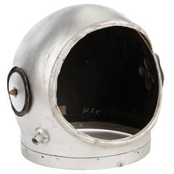 Space helmet from Lost in Space and The Time Tunnel.