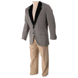 Peter Graves 'James Phelps' suit from Mission: Impossible.