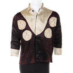 Burgess Meredith 'Penguin' jockey shirt from Batman.