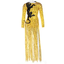 Marie Osmond performance dress from Donny and Marie.