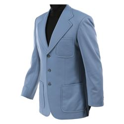Jack Lord 'Steve McGarrett' blue jacket from Hawaii Five-O.