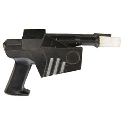 Thom Christopher 'Hawk' prop 'Earth Directorate' gun from Buck Rogers in the 25th Century.