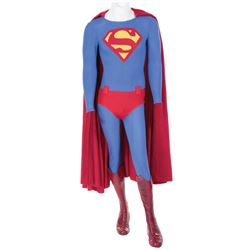 Gerard Christopher 'Superboy' actor signed costume from Superboy.