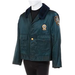 Dennis Franz 'Det. Andy Sipowicz' police jacket from NYPD Blue.