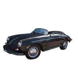 Luke Perry 'Dylan McKay' 1964 convertible Porsche 356 from Beverly Hills, 90210.