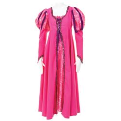 Amy Jo Johnson 'Kimberly Hart' medieval dress from Season 1 of Mighty Morphin Power Rangers Episode