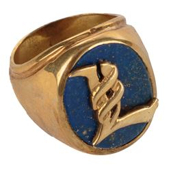 Helen Shaver 'Rachel' Legacy Ring from Poltergeist: The Legacy.